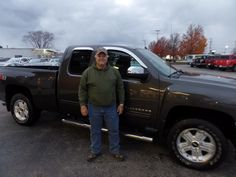 Congratulations to Daniel P. on his purchase of a new Chevrolet SIlverado! We really appreciate the opportunity to earn your business and hope you enjoy your new truck.