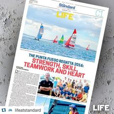 #Repost @lifeatstandard  Ready set SAIL! The @officialclubpuntafuego hosted the majestic 2016 Punta Fuego Regatta last January 30 and 31. Check out the spectacular parade of boats and be inspired by their community on todays #LifeAtTheStandard.  #boat #boats #sail #sailing #regatta #sun #sea #water #activity #hobby #clubpuntafuego #puntafuego #sailboat #batangas by officialclubpuntafuego