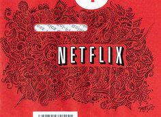 Netflix Doodles
