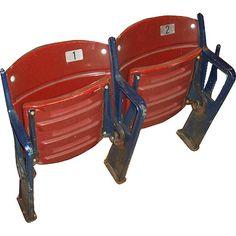 Steiner Sports Fenway Park Game Used Loge Seats