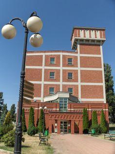 Budynek Biblioteki Politechniki Łódzkiej