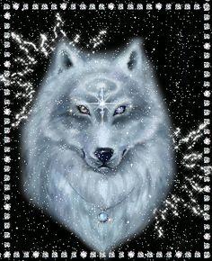 Beautiful Wolves, Animals Beautiful, Cute Animals, Native Drawings, Spiritual Animal, Wolf Artwork, Wolf Painting, Fantasy Wolf, Wolf Stuff