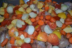 Dulcerías con sorpresa, ¿cocinamos?: Pollo en salsa a la manzana