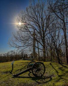 Vicksburg National military Park . Mississippi