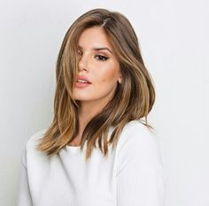 8 maneiras de usar o long bob hair Long Bob Hairstyles, Pretty Hairstyles, Corte Long Bob, Bob Corte, Clavicut, How To Make Hair, Love Hair, Bad Hair, Mi Long