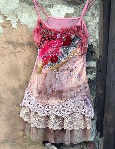 Resultado de imagen para textile art fashion