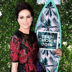 Lana Parrilla at #TeenofChoice - 31 July 2016