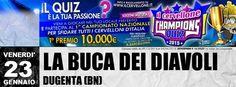 IL CERVELLONE LIVE AT LA BUCA DEI DIAVOLI DUGENTA (QUARTA SERATA)