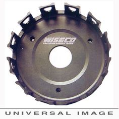 Wiseco WPP3009 Forged Billet Clutch Basket Fits: Honda CR250R 1992-2007, CRF450R 2002-2007, CRF450X 2005-2009. Wiseco offers the only forged clutch baskets in the aftermarket for off-bike and ATV applications; the feature aligned grain flow in the aluminum adds strength and toughness to the parts that are unparalleled through other manufacturing processes. Each Wiseco clutch basket, inner hub, and... #Wiseco #Automotive_Parts_and_Accessories