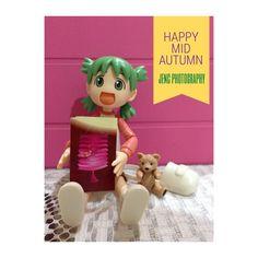 Happy Mid Autumn #yotsuba #danboard #toys #photography #midautumn