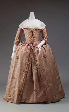 The Newbie's Guide to 18th Century Ladies' Ensembles