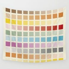 Color up your life Wall Tapestry