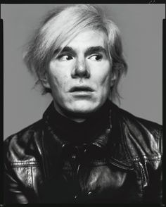 Andy Warhol, New York City, August 14, 1969.