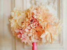 Dahlia Bouquet. gorgeous!