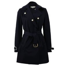 Stella Mccartney Trench Raincoat (82.590 RUB) ❤ liked on Polyvore featuring outerwear, coats, jackets, coats & jackets, black, mac coat, slim fit trench coat, slim trench coat, stella mccartney coat and mac trench coat