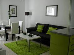 Decorar un salón pequeño   Decorar tu casa es facilisimo.com