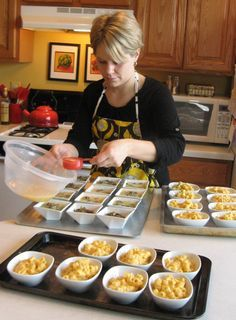 Make-ahead dinners can be anything that can be prepared and assembled and then frozen before the final cooking stage.