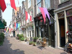 De Vleeshouwersstraat Dordrecht