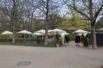 Sommercafé am Palaisteich - Großer Garten, Dresden, Germany