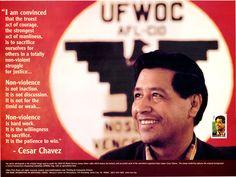 Poster - Cesar Chavez