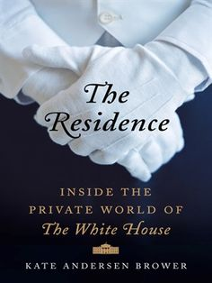 America's first families are among the most private public figures on earth. From the mystique of the glamorous Kennedys to the tumult that surrounded Bill and Hillary Clinton during the president's impeachment to the historic yet polarizing residency of Barack and Michelle Obama, each new administration brings a unique set of personalities to the White House—and a new set of challenges to the fiercely loyal and hardworking people who serve them: the White House residence staff.
