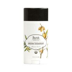 Nourish Organic Deodorant - Almond Vanilla - 2.2 oz