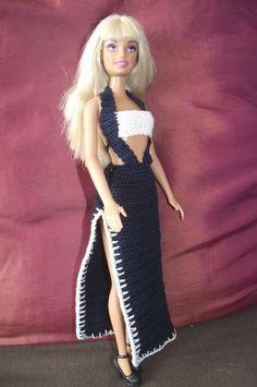 Barbie Dress, Barbie Doll, Accessoires Barbie, Barbie Accessories, Bustier, Doll Clothes, Creations, Bodycon Dress, Two Piece Skirt Set