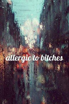#allergies