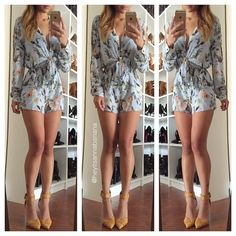 Love this romper from @colorsofaurora @colorsofaurora | Shop www.colorsofaurora.com ❤️ Shoes- @charlotterusse