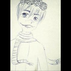 Homicidal Liu sketch