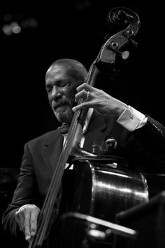 Ron Carter at Jazz for Obama 2012 by Howard Pitkow. > Ron Carter (born May Jazz Artists, Jazz Musicians, Music Artists, Musician Photography, Music Photographer, Portrait Photography, Ron Carter, Jazz Radio, All About Jazz