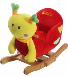 Snail Rocking Animal With Chair | Kiddicare this is sooo cute!!!