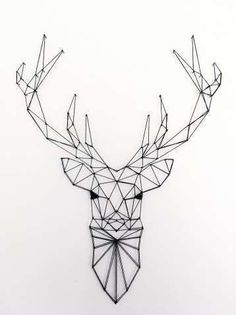 62 Ideas For Origami Tattoo Deer Geometric Animal Art Origami, Origami Tattoo, Origami Rose, Origami Design, Origami Ideas, Geometric Deer, Geometric Drawing, Cerf Design, Hirsch Design