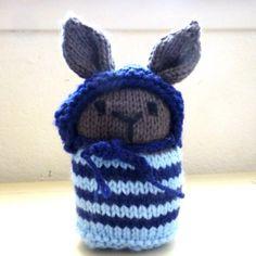 Cute pookie bunny still up for grabs at sixthanddurian.etsy.com #etsyseller #etsy #knit #knittersofinstagram #knitamigurumi #amigurumi #newworlddesigners #nwd #handmade #handknit #forsale