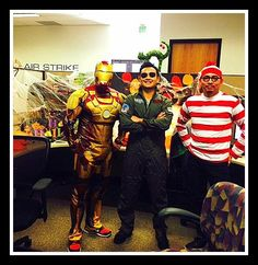 We found Waldo!