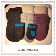 Tova votter oppskrift – Trine's blog Chrochet, Knit Crochet, Mittens, Diy And Crafts, Slippers, Sewing, Knitting, Barn, Crocheting