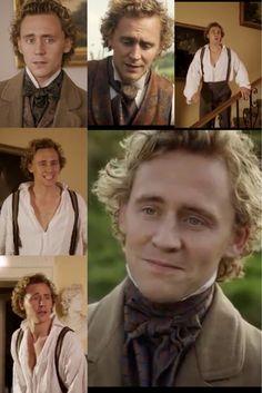 Tom Hiddleston | William Buxton in Return to Cranford Christmas Special (BBC, 2009)