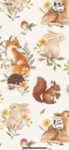 Art And Craft Images, Squirrel Art, Forest Friends, Christmas Bags, Decoupage, Watercolor Paintings, Cute Pictures, Whimsical, Arts And Crafts