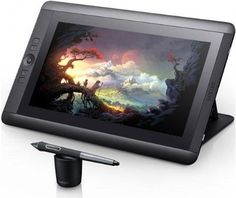 Wacom Cintiq 13HD Graphics Tablet - best tablets for writers