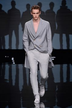 Ermanno Scervino Menswear Spring/Summer 2015 – Fashion Style Magazine