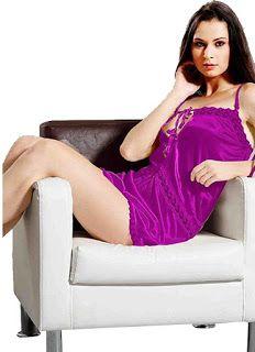 Online Shopping: Women Magenta Two Piece Set #Nighty #Pune #Cotton ...