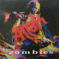 Attak - Zombies: buy LP, Album, RE at Discogs