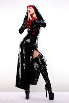 nun Satanic mistress persephone