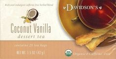 Coconut Vanilla - Davidson's