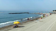 Playa Aguadulce Roquetas de Mar  (Almería) - photo: Robert Bovington  #Almeria #Andalusia #Spain #Roquetas http://bobbovington.blogspot.com.es/2013/09/roquetas-de-mar.html