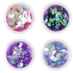 Holographic Unicorn Face and Body Sequins Powder Chunky Glitter Nails, Glitter Uggs, Glitter Text, Glitter Face, Glitter Eye Makeup, Sparkles Glitter, Shadow Face, Unicorn Face, Mermaid Nails