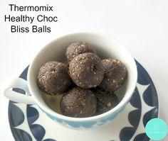 Thermomix Choc Bliss Balls