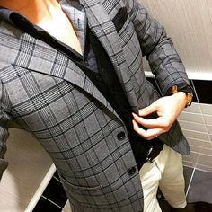 2017/01/22 14:41:43 suit.nao.itary 今日のコーデ #instagram #suit #jacket #mens #fashion #style #ootd #bag #blue #big #pitii #itary #shoes #j&m #オールデン #靴 #あしもと倶楽部 #メンズ #ファッション #アパレル #コーデ #スタイリング