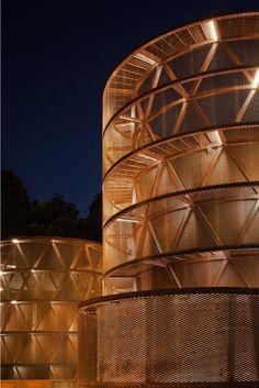 Lugo History Museum, Lugo, Spain 2011, Nieto Sobejano Architect #architecture ☮k☮