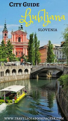 Ljubljana is one of the loveliest little capitals in Europe! If you haven't been yet you should read this full travel guide with everything you need to know to plan your trip to Slovenia's capital Ljubljana! Europe Travel Tips, Travel Guides, Places To Travel, Travel Destinations, Backpacking Europe, Travel Plan, Travel Hacks, Travel Advice, Slovenia Travel